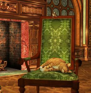 Cat And Mouse At Home by Atelier Sommerland