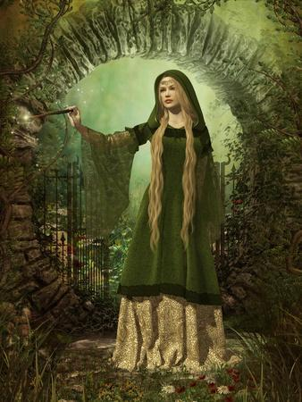 Guardian Of The Secret Garden