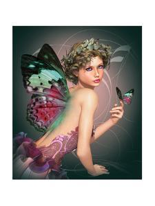 Meet A Butterfly by Atelier Sommerland