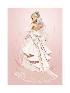 Rose Bride by Atelier Sommerland