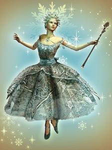 Snowflake Princess by Atelier Sommerland