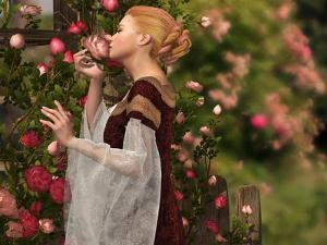 The Scent Of Roses by Atelier Sommerland