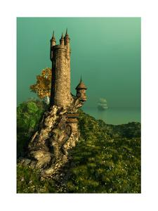 The Wizards Tower by Atelier Sommerland