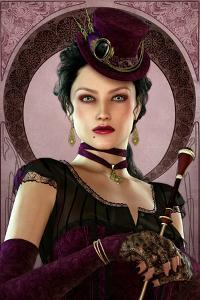 Violet by Atelier Sommerland