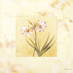 Lilas Composicion I by Atenea