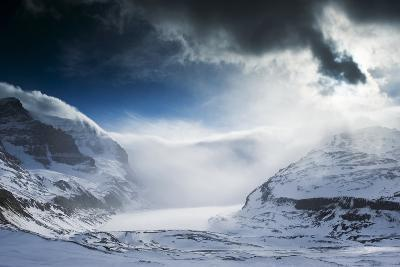 Athabasca Glacier, Canada-Jeremy Walker-Photographic Print