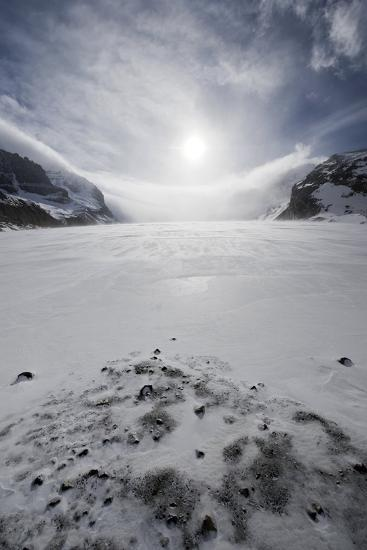 Athabasca Glacier, Canada-Jeremy Walker-Photographic Print