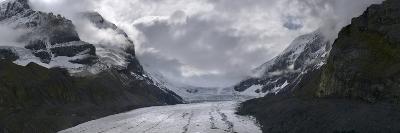 Athabasca Glacier in Alberta, Canada-Raul Touzon-Photographic Print