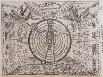 An Astrological Chart, 1646