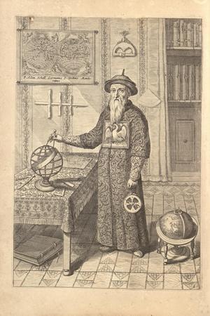 Johann Adam Schall Von Bell, 1667