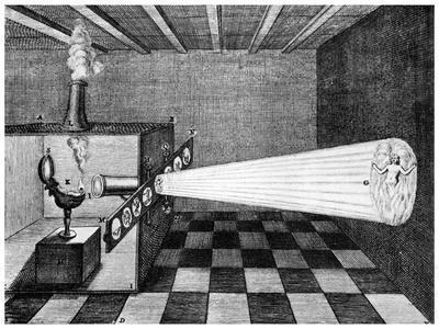 Magic Lantern, 1671