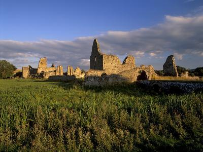 Athassel Priory, Near Cashel, County Tipperary, Munster, Republic of Ireland-Patrick Dieudonne-Photographic Print