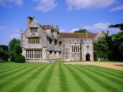 Athelhampton House, Dorset, England, UK-Firecrest Pictures-Photographic Print