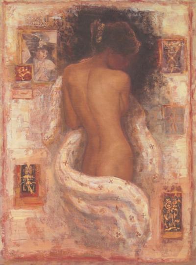 Athena I, c.2001-Peter Nixon-Limited Edition