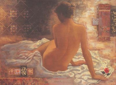 Athena II, c.2001-Peter Nixon-Limited Edition