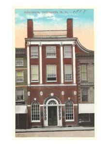 Athenaeum, Portsmouth, New Hampshire