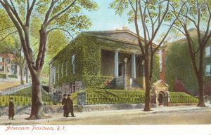 Athenaeum, Providence, Rhode Island