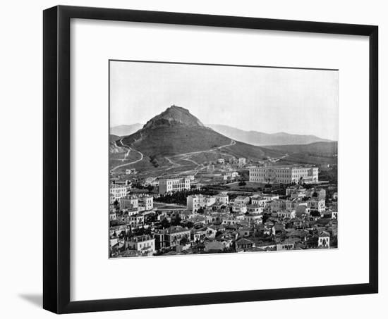Athens, Greece, 1893-John L Stoddard-Framed Giclee Print