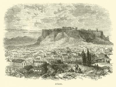 Athens--Giclee Print