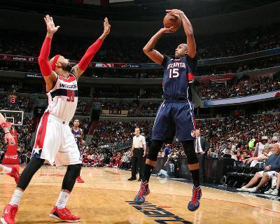 Atlanta Hawks v Washington Wizards - Game Four-Nathaniel S Butler-Photo