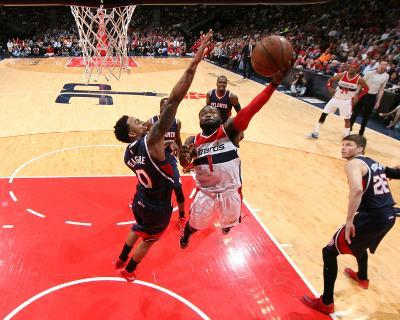 Atlanta Hawks v Washington Wizards - Game Four-Ned Dishman-Photo