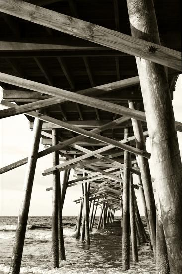 Atlantic Beach Pier 1-Alan Hausenflock-Photographic Print