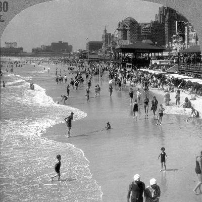 Atlantic City, 1920s--Giclee Print