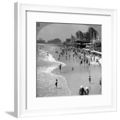 Atlantic City, 1920s--Framed Giclee Print