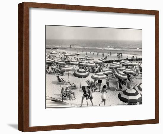 Atlantic City, NJ-George Marks-Framed Photographic Print