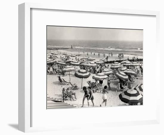 Atlantic City, NJ-George Marks-Framed Photographic Print
