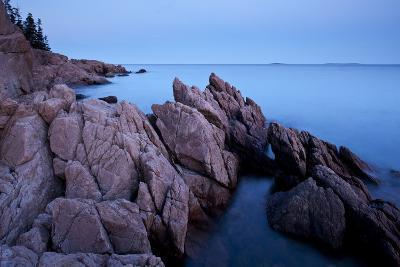 Atlantic Coastline, Acadia National Park, Maine-Paul Souders-Photographic Print
