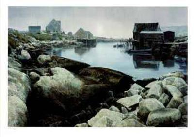 Atlantic Inlet- Wylie-Limited Edition