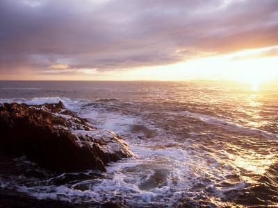 Atlantic Sunset, County Cork, Ireland-Paul Kay-Photographic Print
