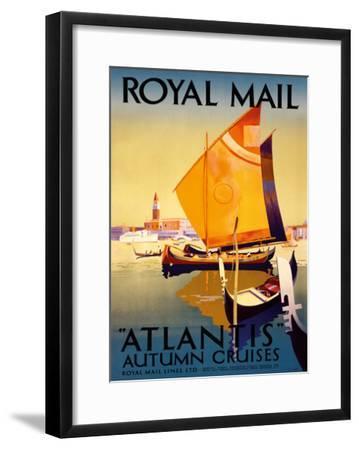 Royal Mail Van Retro Repro Rustic sign