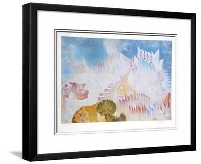 Atlantis-Isaac Abrams-Limited Edition Framed Print