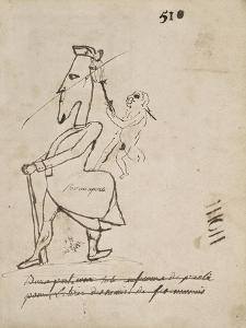 Atlas de Napoléon, caricature