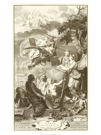 Atlas Historique-Bernard Picart-Art Print