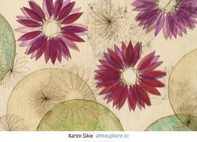 Atmosphere Three-Karen Sikie-Art Print