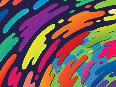 Atmosphere-Joe Van Wetering-Art Print