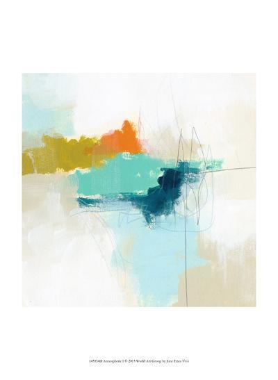 Atmospheric I-June Erica Vess-Art Print
