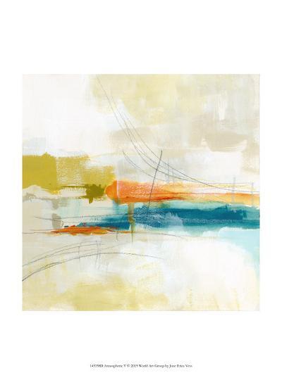 Atmospheric V-June Erica Vess-Art Print