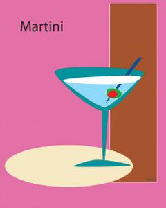 Martini in Pink by ATOM
