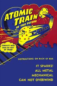 Atomic Train of the Future