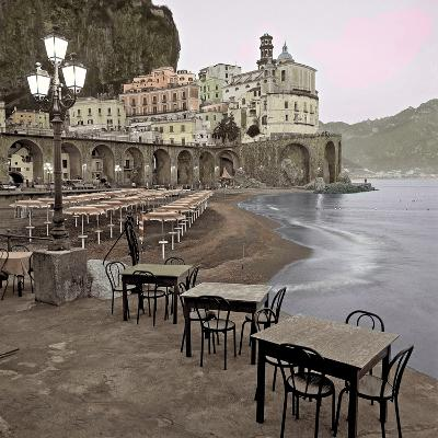 Atrani Caffe #5-Alan Blaustein-Photographic Print