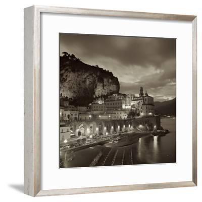 Atrani I-Alan Blaustein-Framed Photographic Print