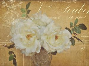 Heirloom Bouquet III by Atria Cristin