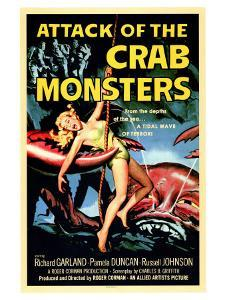 Attack of the Crab Monsters, 1957