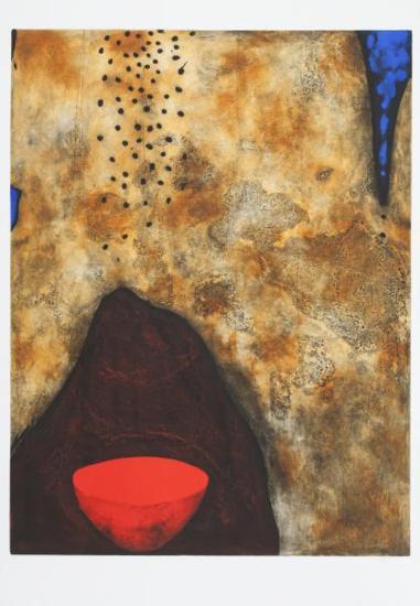 Attesa Rossa 2003-Sandro Bracchitta-Limited Edition