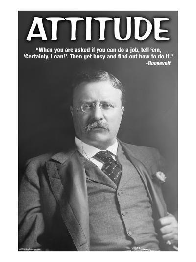 Attitude-Wilbur Pierce-Art Print