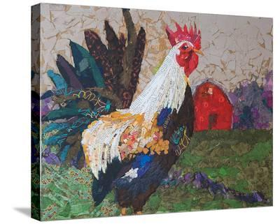 Au Chant Du Coq--Stretched Canvas Print